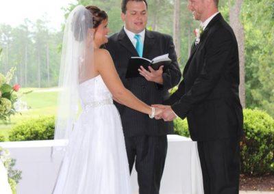 Wedding at Chesdin Landing in Chesterfield VA