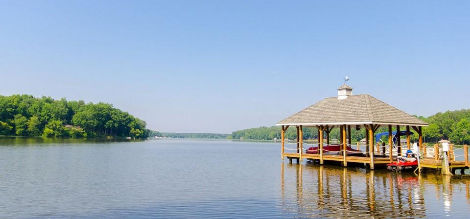 Lake Chesdin - About Lake Chesdin