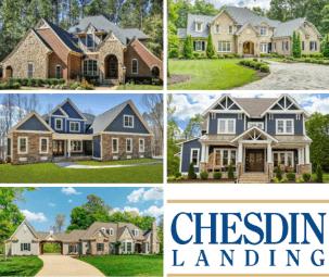 Meet the Custom Home Builders at Chesdin Landing