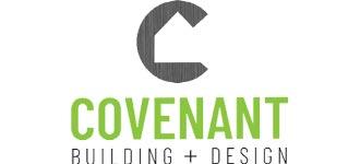 Covenants New Logo - Custom Home Builders in Virginia